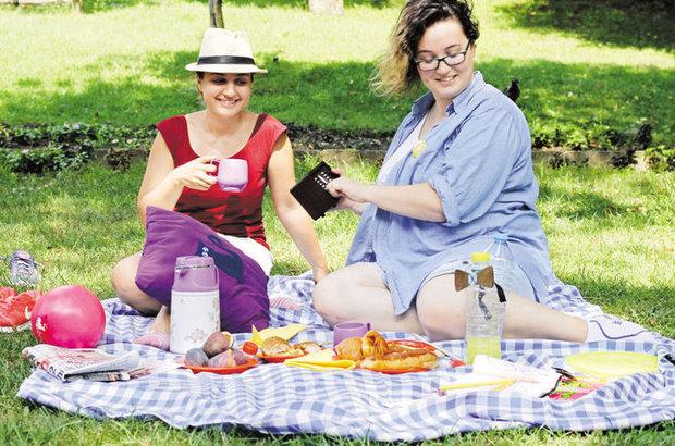 Kokusuz ve dumansız piknik lütfen