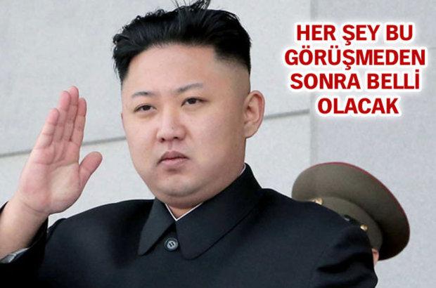 Güney Kore ve Kuzey Kor eüst düzey yetkilileri yaşanan gergin ortam dolayısıyla temaslarda bulunmak üzere bir araya geldi