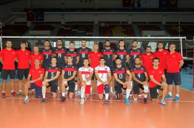 23 Yaş Altı Milli Erkek Voleybol Takımı Dünya Şampiyonası