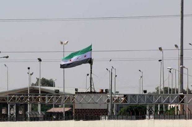 Şanlıurfa'nın Akçakale İlçesi'nin karşısındaki Suriye'nin Telabyad kasabasına, Özgür Suriye Ordusu (ÖSO) bayrağı asıldı. Bayrak, haziranayında kasabayı ele geçiren YPG'nin geri çekildiği söylentisine yol açtı. YPG ise iddiaları yalanladı