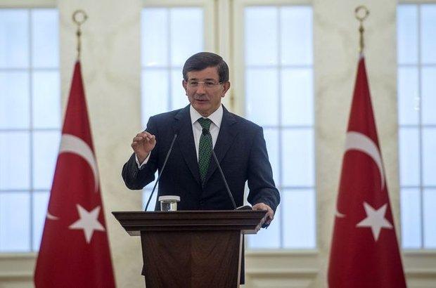 Başbakan Davutoğlu Alevi kanaat önderleriyle buluştu