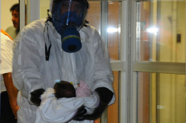 Kilis'te kimyasal alarmı! Acil servis boşaltıldı