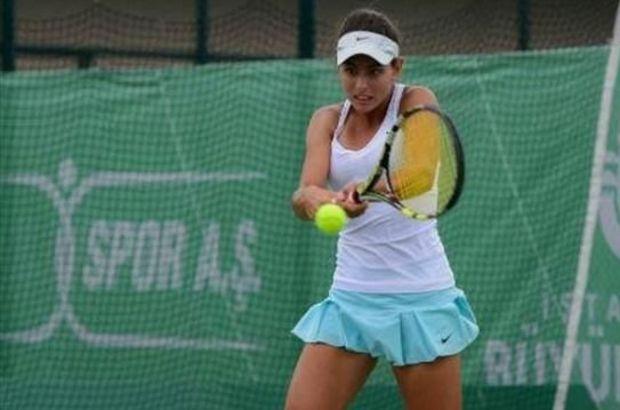 ITF Turnuvası Ayla Aksu