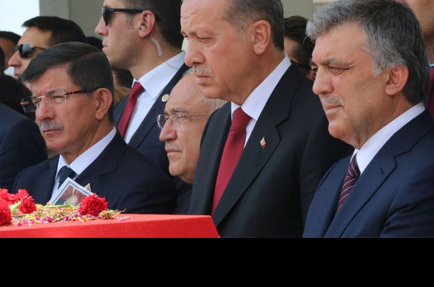 Ahmet Münir Gül erdoğan davutoğlu abdullah gül düğün