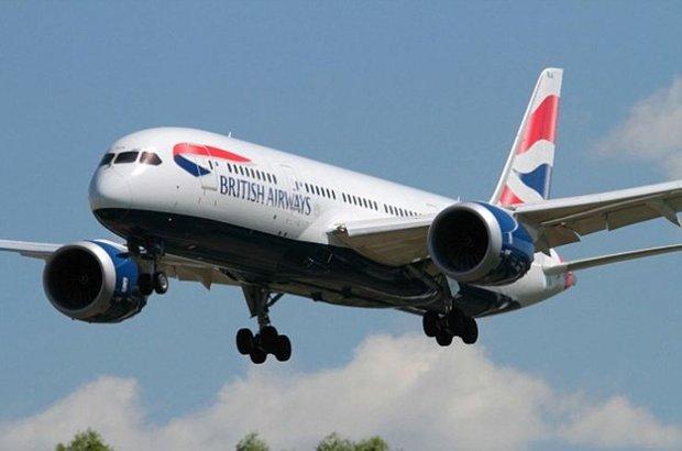Londra'dan Soeul'e uçuş yapan İngiliz havayolu şirketi British Airways'e ait bir uçak yolculardan birinde çok ısınan ve duman çıkaran cep telefonu sebebiyle acil iniş yaptı
