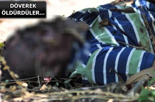 Mersin, Döverek öldürülen Suriyeli