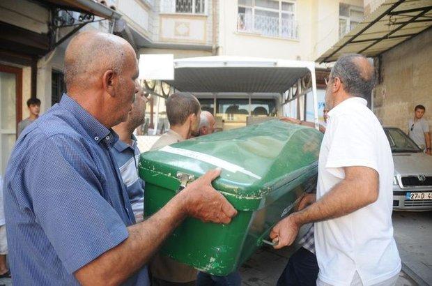 Gaziantep, Babasının kafasına ateş ederek öldürdü