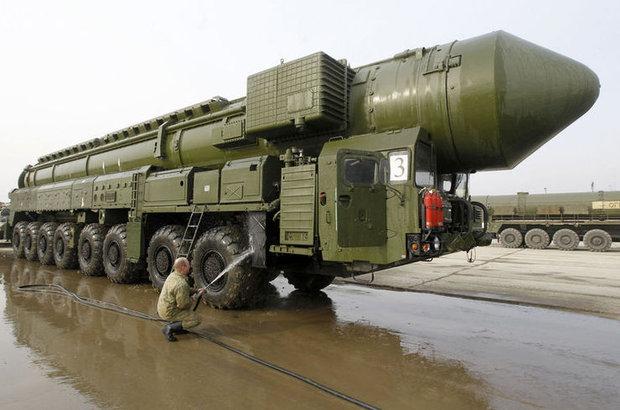 Rusya, Kıtalararası füze denemesi