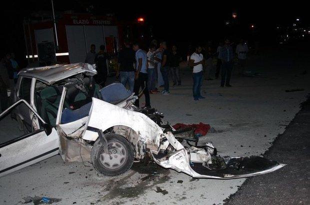 Elazığ-Bingöl Karayolu, Trafik kazası