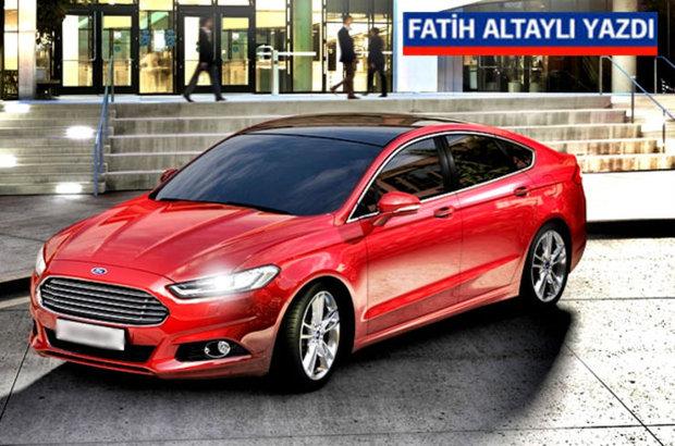 Fatih Altaylı, Ford Mondeo