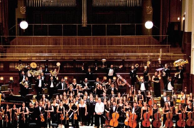Aysun Öz, Türkiye Gençlik Filarmoni Orkestrası'nı yazdı