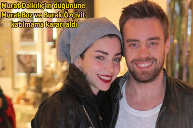 Merve Boloğur-Murat Dalkılıç, Düğün