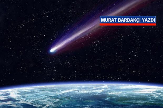 Murat Bardakçı ABD Meteor çarpması NASA