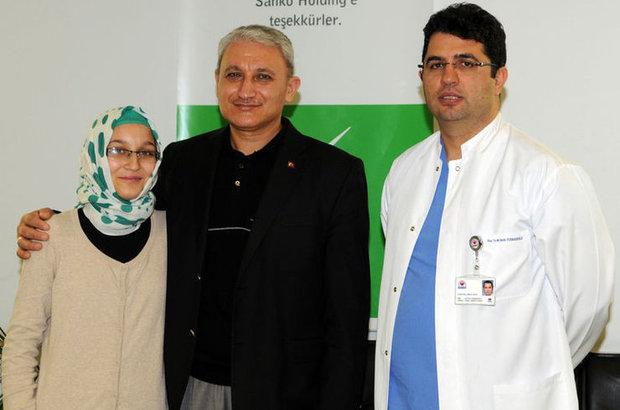 Mehmet Fahrettin Aslan, Filiz Ünal, böbrek nakli, böbrek yetmezliği, Prof. Dr. Fatih Yüzbaşıoğlu