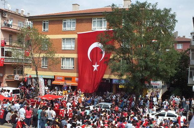 Ankara Kızılay Terör