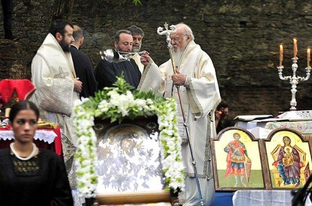 Kirazlı Manastırı Bartholomeos