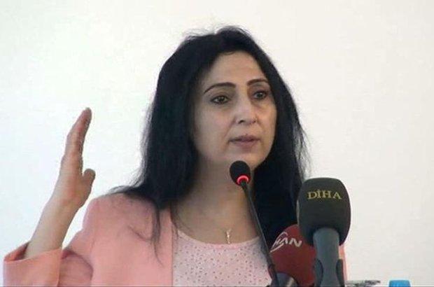 HDP Eş Genel Başkanı Figen Yüksekdağ