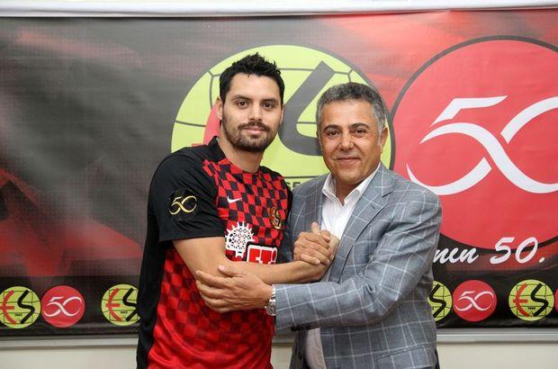 Eskişehirspor Sebastian Pinto