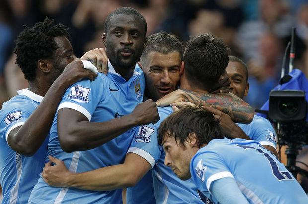 Everton Manchester City