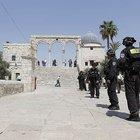 İsrail'den kadın ve çocuklara Mescid-i Aksa'ya giriş engeli