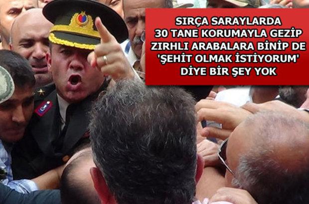 Şehit Yüzbaşı Ali Alkan Şırnak Osmaniye