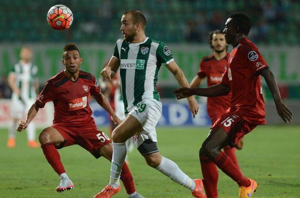Bursaspor Gaziantepspor