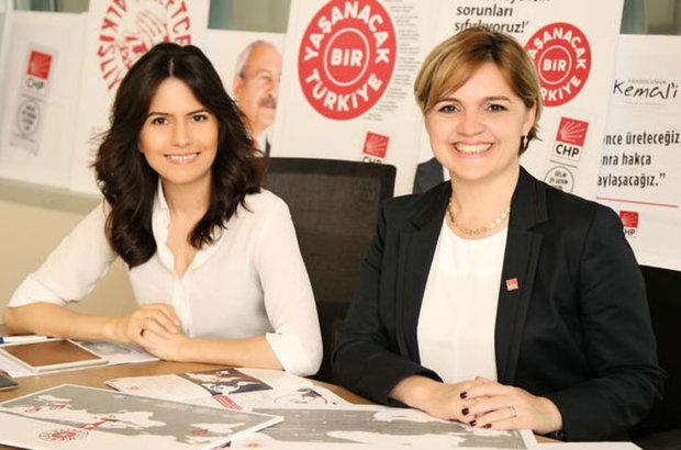 Selin Sayek Böke, Kübra Par, CHP