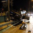 Bursa'da aşırı hız can aldı