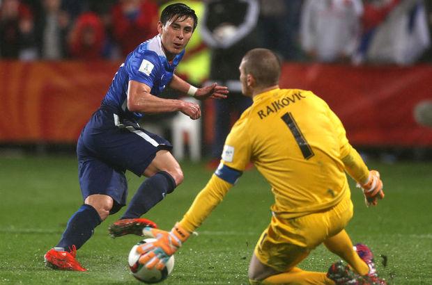 Galatasaray Rajkovic
