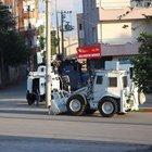 Polis, Şırnak'ta hendekleri kapattı