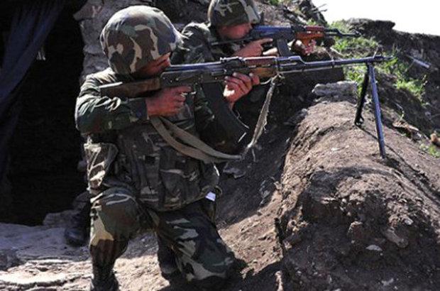 Ermenistan-Azerbaycan cephe hattında çıkan çatışmada Ermenistan ordusundan 5 asker öldü
