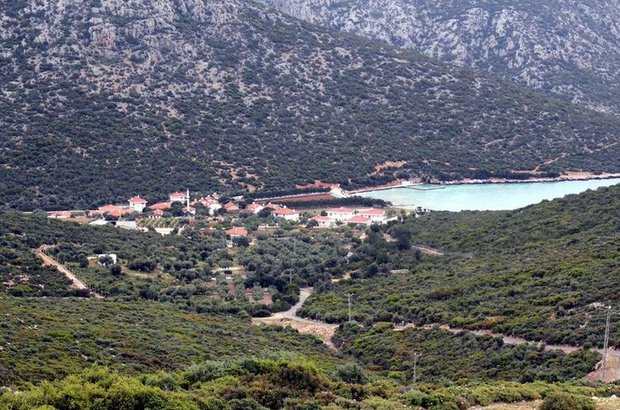 Urla villaları, Urla villarında yürütmenin durdurulması kararı iptal edildi, Hacılar Koyu, İzmir, Zeytineli