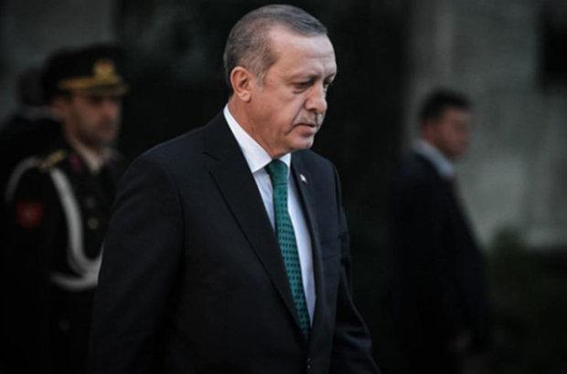 Cumhurbaşkanı Erdoğan şehit ailelerine taziye