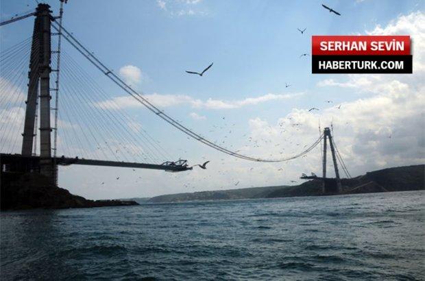 İstanbul'da trafiğin çözülmesine 750 metre kaldı