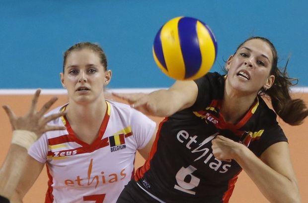 Galatasaray Kadın Voleybol Takımı Charlotte Leys
