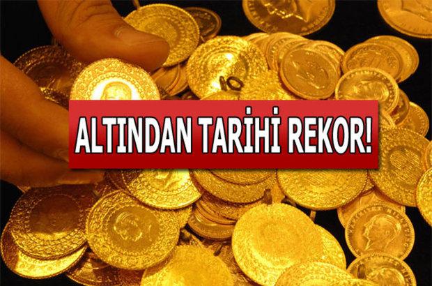 çeyrek altın 180 lira oldu, altın fiyatları, çeyrek altın kaç lira oldu, cumhuriyet altını, gram altın, Kapalıçarşı