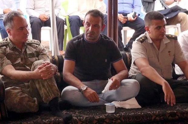 Şehit ailesini dolandıran sahte komutan Yılmaz Fırtına'nın görüntüleri ortaya çıktı