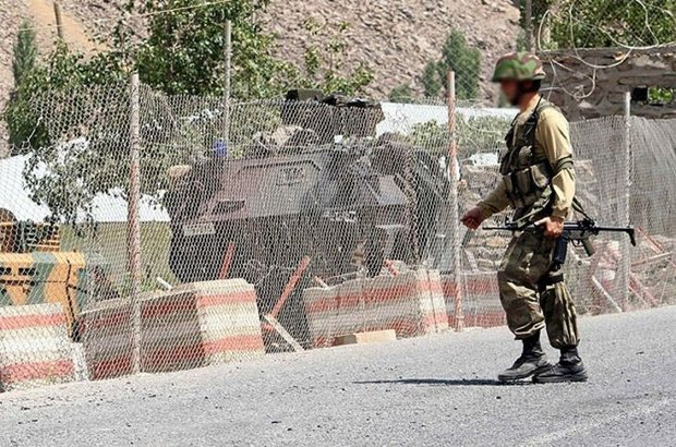 Van,Çatak,Narlı Jandarma Karakolu,PKK,taciz ateşi,