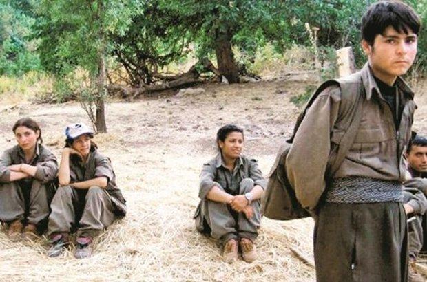 PKK,Çouk kaçırma,