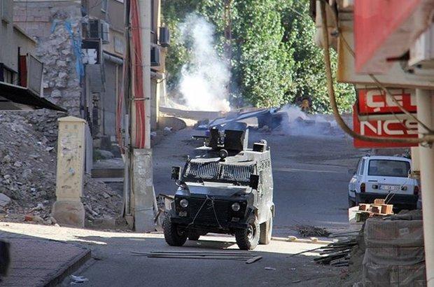 Diyarbakır, Silvan,Hendek,PKK,