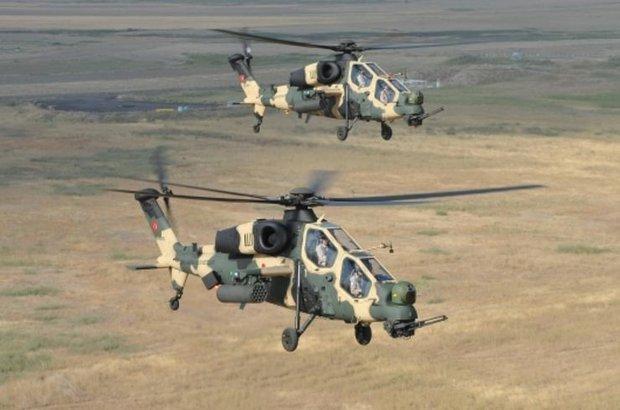 TUSAŞ,Türk Havacılık ve Uzay Sanayii AŞ,T129 ATAK Taarruz ve Taktik Keşif Helikopteri,ATAK;