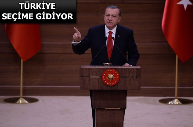 Cumhurbaşkanı Erdoğan, TBMM Başkanı İsmet Yılmaz