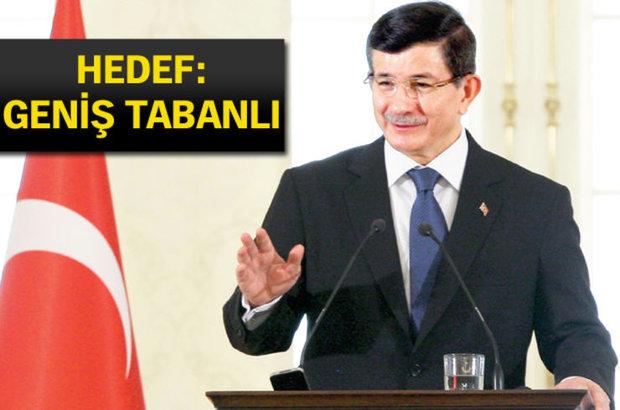 Ahmet Davutoğlu, seçim hükümeti
