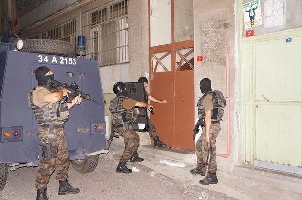 İstanbul, operasyon, Adana