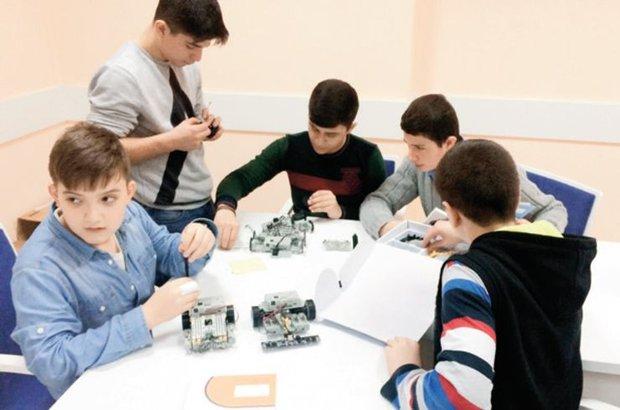 Bağcılarlı gençler '3D yazıcı' yaptı