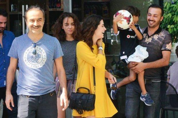 Yılmaz Erdoğan ile eşi Belçim Bilgin birlikte yemek yedi
