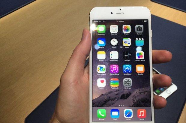 Apple iPhone 6 Plus, iPhone, Akıllı telefon,