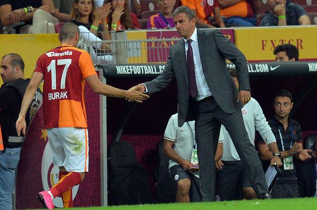 Hamza Hamzaoğlu Galatasaray