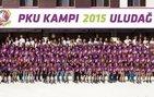 PKU'lu kampçılar Uludağ'da bir araya geldi