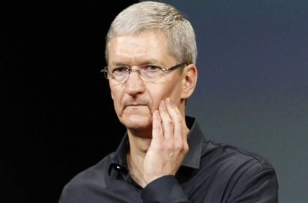 Apple CEO'su Tim Cook,  Apple, Apple şirket hissesi, Çin